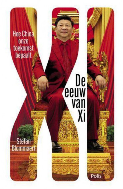 Lezing De eeuw van Xi - Stefan Blommaert
